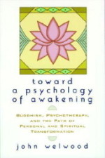 Toward a Psychology of Awakening, Buddhism, Psychotherapy, and the Path of Personal and Spiritual Transformation